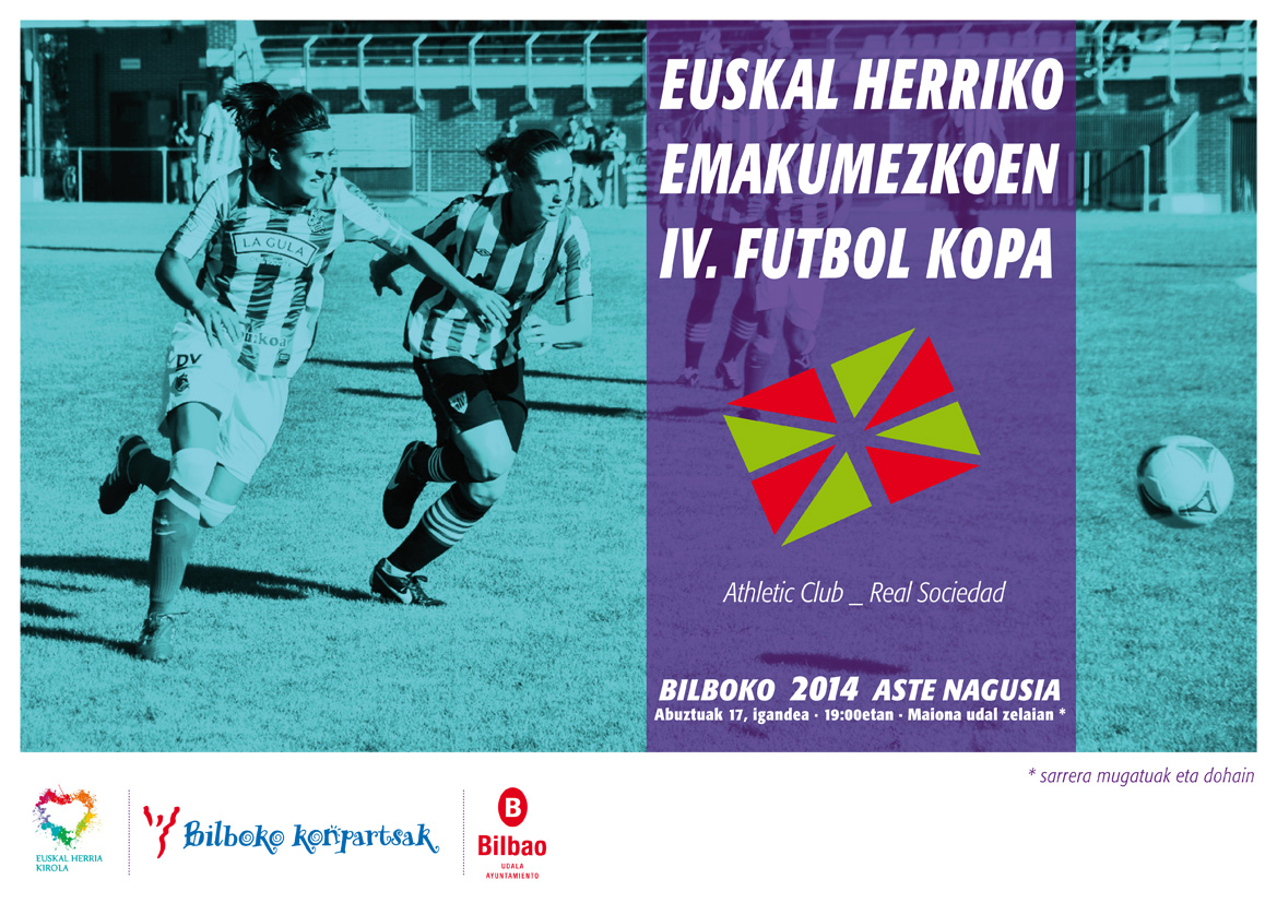 Euskal Herriko Emakumezkoen IV. Futbol Kopa